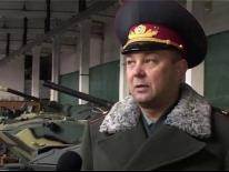 Інтерв'ю з ТВО начальника Військової академії (м. Одеса) генерал-майором Олегом Гуляком